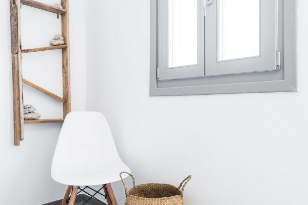 White and Grey Mykonos