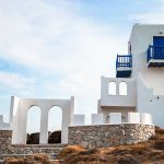 The History of the Cycladic Architecture